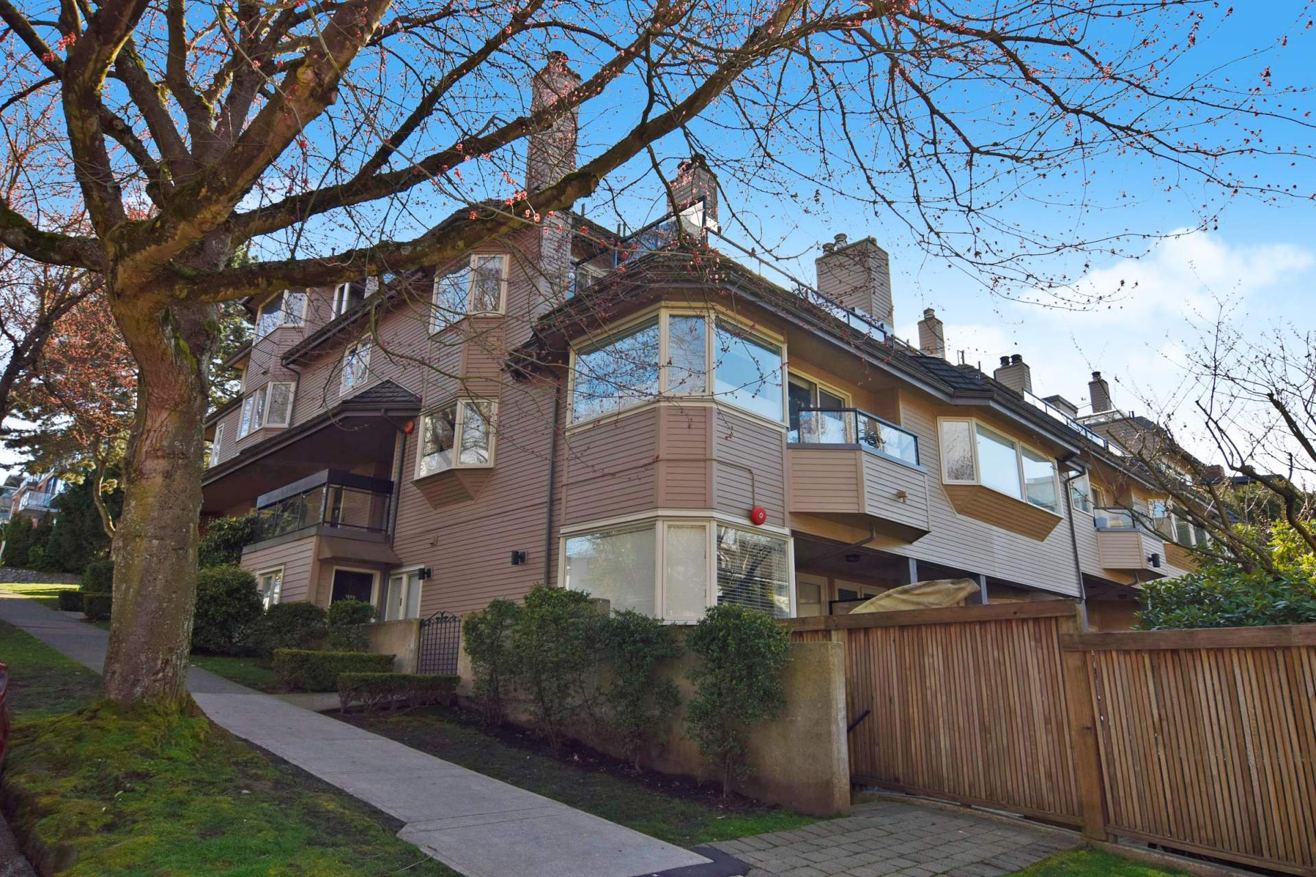 Kitsilano townhouse for sale
