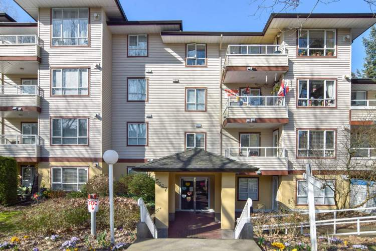 BURNABY CONDO 211 5667 Smith