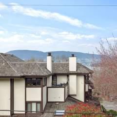 Kitsilano townhouse for sale