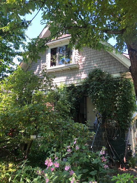 Character house for sale at 1957 Grant St in the Commercial Drive